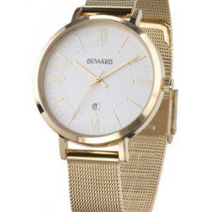 Reloj Duward, Mujer Elegance Stilingas en acero. D25422.11. www.lubeljoyeria.com
