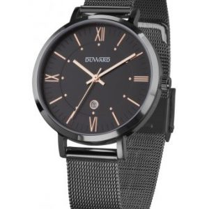 Reloj Duward, Elegance Stilingas en acero. D25422.52. www.lubeljoyeria.com