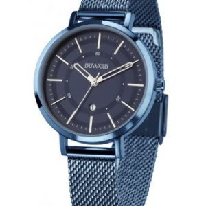 Reloj Duward, Elegance Horyalka en acero. D25421.75. www.lubeljoyeria.com