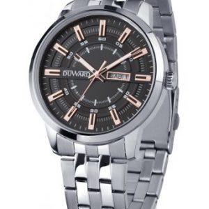 Reloj Duward, Hombre Sport Blizzard en acero. D95423.06. www.lubeljoyeria.com