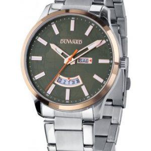 Reloj Duward, Hombre Sport World en acero. D95424.83. www.lubeljoyeria.com