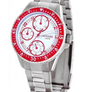 Reloj Duward, Junior Junge, en acero. D25709.04. www.lubeljoyeria.com