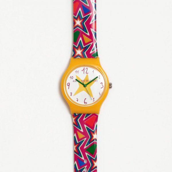 Reloj Agatha Ruiz de la Prada, Estrellas del Rock. AGR269. lubeljoyeria.com