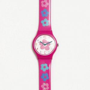 Reloj Agatha Ruiz de la Prada, Flores Arcoiris. AGR265. www.lubeljoyeria.com