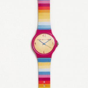 Reloj Agatha Ruiz de la Prada, Arcoiris. AGR276. www.lubeljoyeria.com