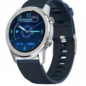 Reloj Duward, SmartWatch Dsw00. Con correa de Silicona en color azul. DSW001.005. www.lubeljoyeria.com