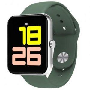 Reloj Duward, SmartWatch Verde Dsw002. Correa de silicona verde. DSW002.03. www.lubeljoyeria.com