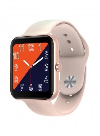 Reloj Duward, SmartWatch Rosa Dsw002. Correa de silicona rosa. DSW002.08. www.lubeljoyeria.com