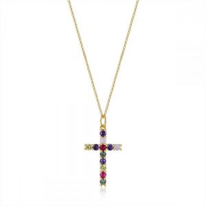 Colgante Lubel, Cross