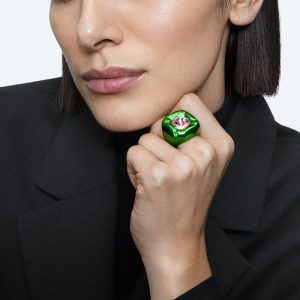 Anillo Swarovski Dulcis Verde