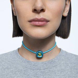 Colgante Swarovski, Dulcis azul. 5601586